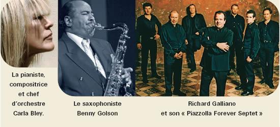 Gros plan sur les concerts du Campo Santo - Critique sortie Jazz / Musiques