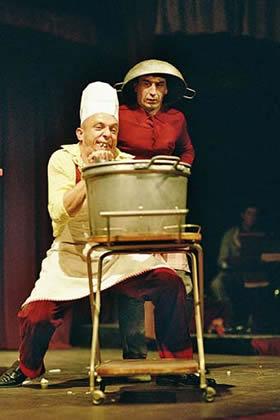 Cirque  Cabalot  Maboul chapiteau! - Critique sortie Théâtre