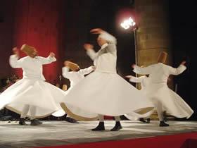 Les Derviches tourneurs de Konya (Turquie) - Critique sortie Théâtre