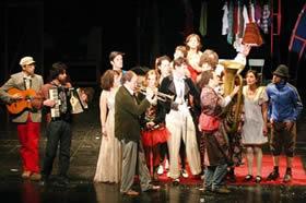 Les Histrions (détail) - Critique sortie Théâtre