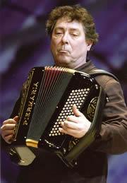 Christian Paccoud: Un compositeur-accordéoniste chez Novarina - Critique sortie Théâtre