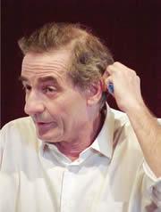 Jean-Louis Hourdin: Rire, debout malgré la débâcle - Critique sortie Théâtre