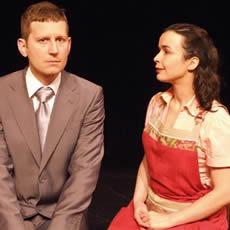 L'Ours Une Demande en mariage Tragédien malgré lui - Critique sortie Théâtre