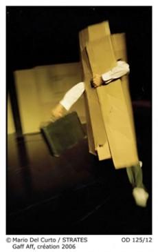 Gaff Aff - Critique sortie Théâtre