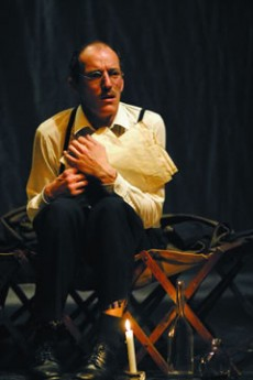 Fernando Pessoa, mort d'un hétéronyme - Critique sortie Théâtre