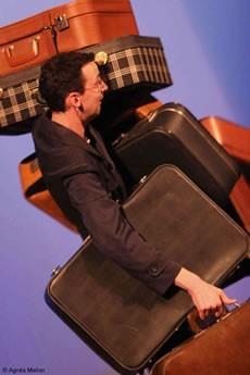 Le Cabaret des valises - Critique sortie Danse