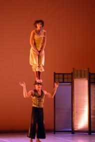 Bal caustique - Critique sortie Danse