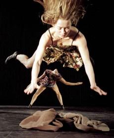 Spiegel - Critique sortie Danse