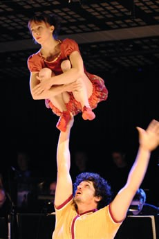 Des auteurs, des cirques : 100% Finlande - Critique sortie Danse
