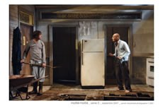 Moitié-moitié - Critique sortie Théâtre