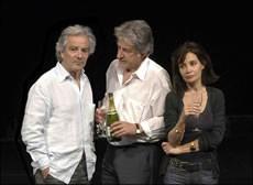 Pierre Arditi, Didier Bezace, Evelyne Bouix - Critique sortie Théâtre