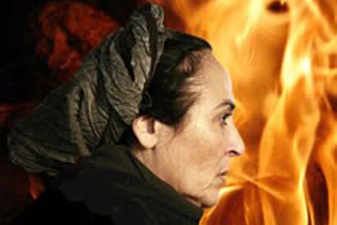 Lucia Bensasson - Critique sortie Théâtre