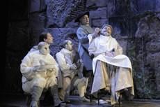 Vie du grand dom Quichotte et du gros Sancho Pança. - Critique sortie Théâtre