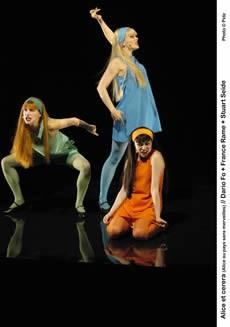 Alice et cetera - Critique sortie Théâtre