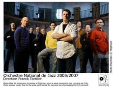 Franck Tortiller et l'ONJ - Critique sortie Jazz / Musiques