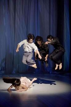 Bamboo Blues - Critique sortie Danse