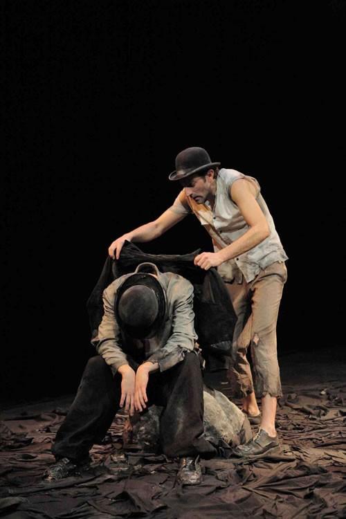 En attendant Godot - Critique sortie Avignon / 2010
