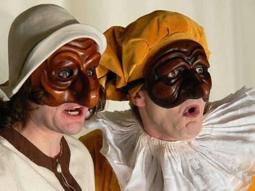La jalousie du barbouillé et Le médecin volant - Critique sortie Avignon / 2010
