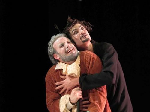 Le Mariage forcé - Critique sortie Avignon / 2010