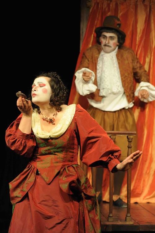 Sganarelle ou le cocu imaginaire - Critique sortie Avignon / 2010