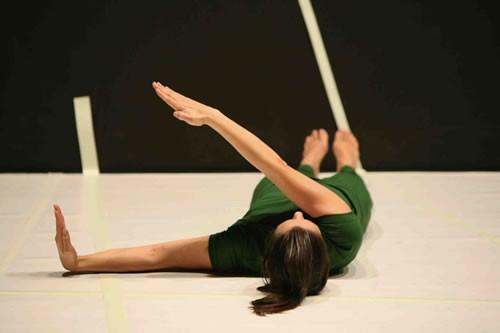 Cindy Van Acker présente quatre soli - Critique sortie Avignon / 2010