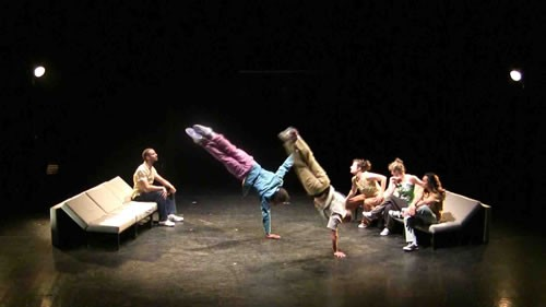La compagnie Alexandra N'Possee - Critique sortie Avignon / 2010