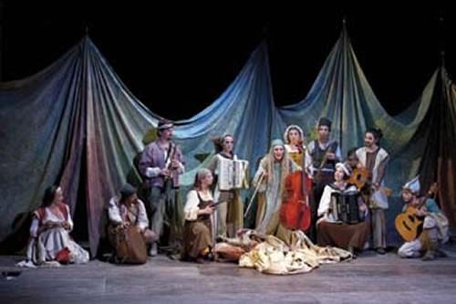 Le Chant de la Source - Critique sortie Avignon / 2010