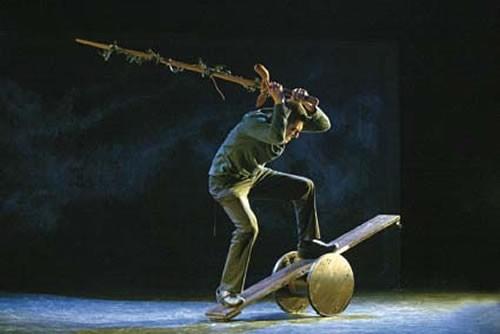 Chevalier et Ne jugez pas un homme… - Critique sortie Avignon / 2010