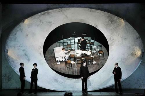 Der Prozess : expressivité et musicalité - Critique sortie Avignon / 2010