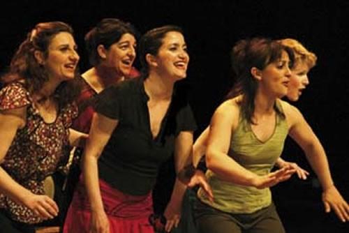 Du Vent dans les Voix - Critique sortie Avignon / 2010