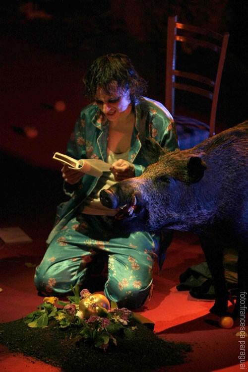 Le théâtre comme geste de survie - Critique sortie Avignon / 2010