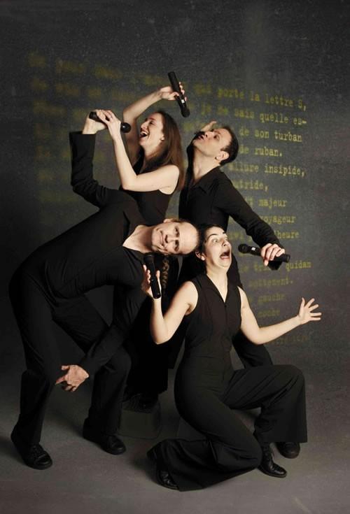 Les Grandes Gueules chantent les Exercices de style - Critique sortie Avignon / 2010
