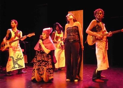 Le Cabaret des hérétiques - Critique sortie Avignon / 2010