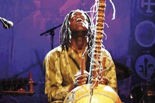 Ibrahima Cissokho - Critique sortie Avignon / 2010