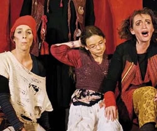 Immenses et minuscules - Critique sortie Avignon / 2010