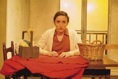La Naïve - Critique sortie Avignon / 2010