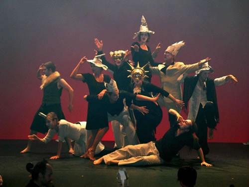 La Revanche de Macbeth - Critique sortie Avignon / 2010
