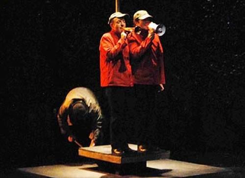 Le mot Progrès dans la bouche de ma mère sonnait terriblement faux - Critique sortie Avignon / 2010