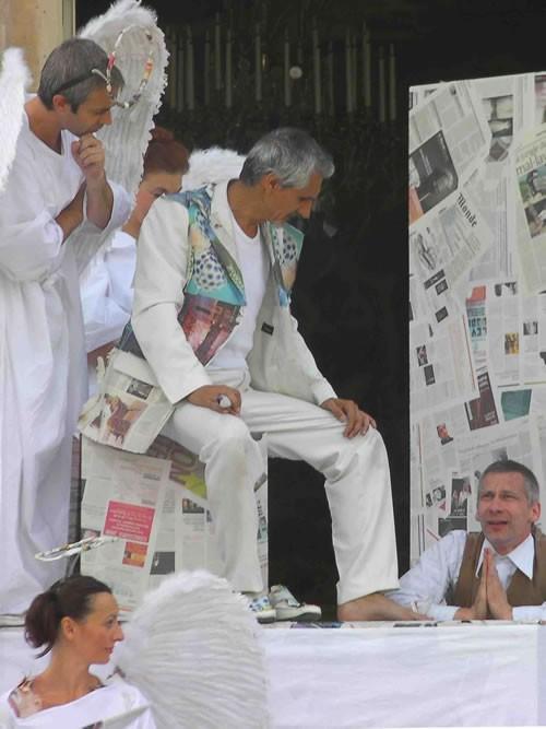 Comment Monsieur Mockinpott fut libéré de ses tourments - Critique sortie Avignon / 2010