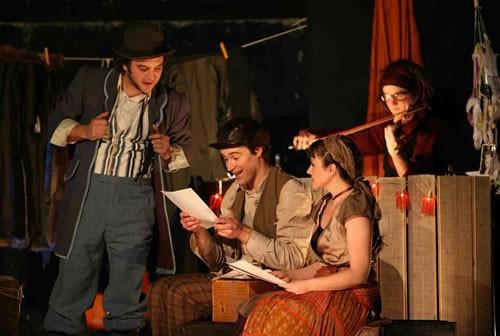 Le Road Movie Cabaret - Critique sortie Avignon / 2010