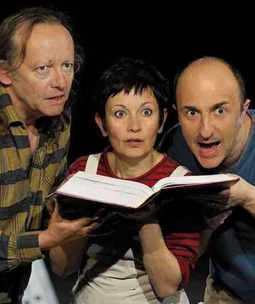 Un Chacal, des chamots ? - Critique sortie Avignon / 2010