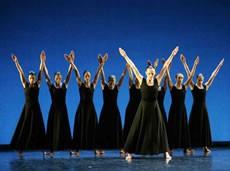 Quatre pièces par le Ballet de Lorraine - Critique sortie Danse