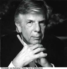 Christoph von Dohnanyi - Critique sortie Classique / Opéra