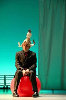 Le Cycle de l'Omme - Critique sortie Théâtre