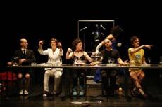 Valère Novarina à la maison de la Poésie - Critique sortie Théâtre