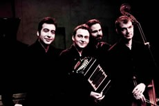 Quatuor Caliente - Critique sortie Jazz / Musiques
