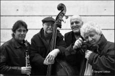 Romano-Sclavis-Texier - Critique sortie Jazz / Musiques