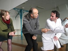 Diagnostic - Critique sortie Théâtre