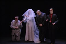 La Mariage forcé - Critique sortie Théâtre