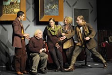 Le voyage de Monsieur Perrichon - Critique sortie Théâtre